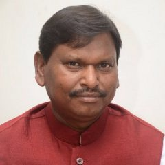 Tribal Affairs Minister Arjun Munda Ji